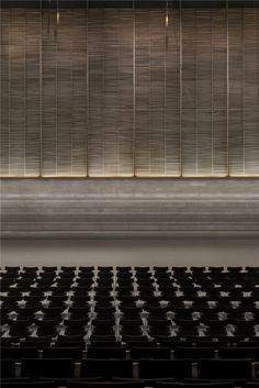 Культурный центр The HUB. Театральный зал («Шкатулка с драгоценностями») © Dirk Weiblen