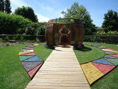 Festival Internacional de Jardins'14 | Ponte de Lima | Gardens Festival | #holidays #Portugal