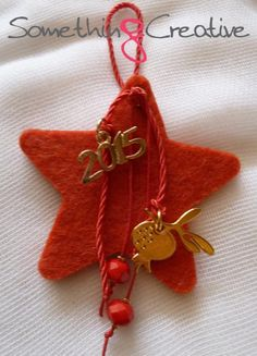 Felt Christmas Ornaments, Christmas Mood, Christmas Star, Handmade Ornaments, Christmas Angels, Rustic Christmas, Dyi Crafts, Felt Crafts, Christmas Crafts
