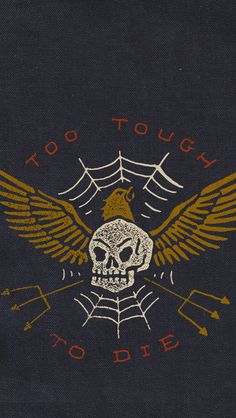 To Resolve Project. Jon Contino - Too Tough to Die
