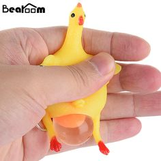 Noise Maker Toys & Hobbies Good A Hen Funny Chicken Toy Hen Hen Laying Egg Shocked Joke Gift Child Anti-stress Gadget Fun Game Indoor Or Outdoor 2019 New Fashion Style Online