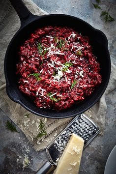 BEETROOT RISOTTO 1