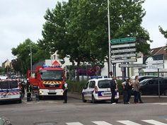 Francia, in due armati in chiesa sgozzano il parroco e un fedele. Durante l'assalto gridavano Daesh   Salerno e Provincia .NET