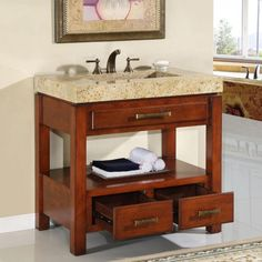 Bathroom Sink Vanity Design Style
