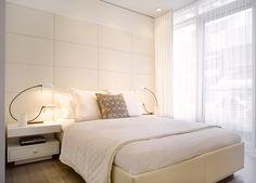 modern scandinavian style bedroom design