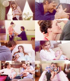That lady was meant 2 have children. I didn't like that Sam wasn't involved in the wedding though or ever mentioned again.