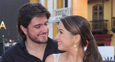 Majida Issa y Andrés Sandoval