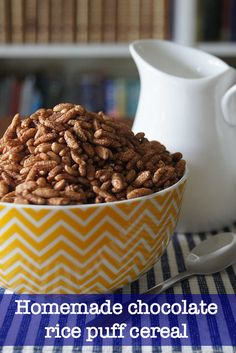 Chocolate cookie breakfast cereal recipe breakfast cereal chocolate cookie breakfast cereal recipe breakfast cereal chocolate cookies and cereal ccuart Choice Image