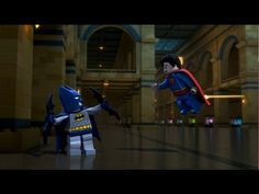 LEGO DC Comics Batman Be Leaguered