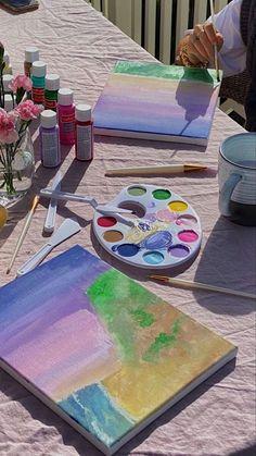 Colorfull Wallpaper, Picnic Blanket, Outdoor Blanket, Maxon Schreave, Art Hoe Aesthetic, Foto Art, Instagram Story Ideas, Photo Instagram, Dream Life