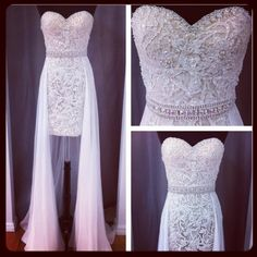 wedding reception dress? from Mia Bella Couture