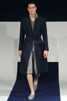 Alexis Mabille - Spring/Summer 2012 Menswear - Paris (Vogue.co.uk)