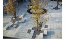 urban plaza: