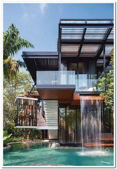Modern House Design Ideas on