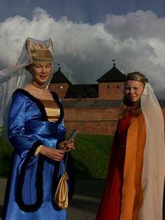 Hämeen keskiaikamarkkinat - Häme Medieval Faire 2007, Ladies, © Timo Martola