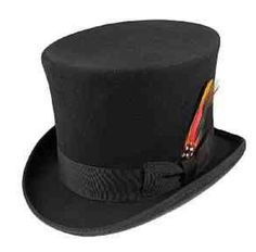 2fc8e766b7e Buy the Jaxon   James Victorian Top Hat - Black at Village Hats. The  destination for hats and caps online.