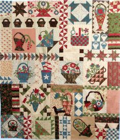 Log Cabin Quilter: SECOND PIECE AND PLENTY QUILT TOP DONE