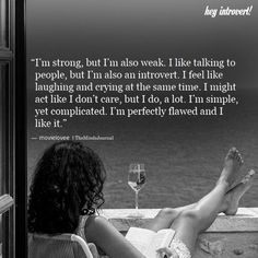 I'm Strong, But I'm Also Weak - themindsjournal. Words Quotes, True Quotes, Motivational Quotes, Inspirational Quotes, Im Me Quotes, I Am Strong Quotes, Tough Women Quotes, One Day Quotes, My Life Quotes