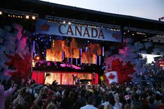 Get out and enjoy all the free festivities for CANADA DAY! Dominion Day, British North America, Canada Holiday, Canada Eh, Getting Out, Ottawa, Ontario, Spectacle, Activities