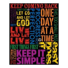 alanon slogans and sayings - Google Search