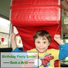 Birthday Party Smiles Hes Going To LOVE You For It Fun Bus Of Hampton