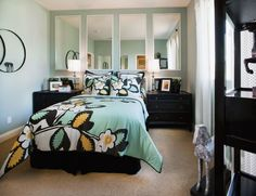 Want to Go Bold in the Bedroom? Here are 10 Color Combos to Consider.