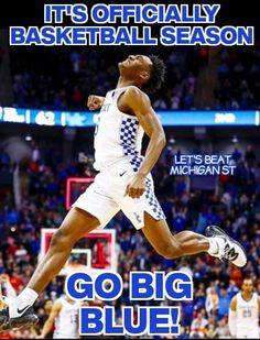 Uk Wildcats Basketball, Basketball Season, Kentucky Basketball, Kentucky Athletics, University Of Kentucky, Kentucky Wildcats, Go Big Blue, My Old Kentucky Home, Athlete