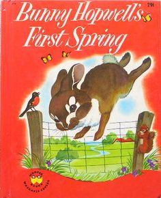 Bunny Hopwell's First Spring:Rachel Dixon http://twin-rabbit.shop-pro.jp/?pid=89120962