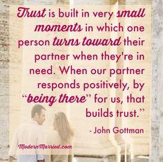 Every marriage needs