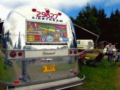 People who camp inside silver tubes love iconic Airstreams, invented by an Oregonian.