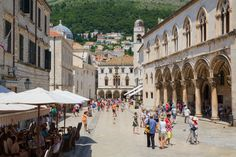 Why Dubrovnik, Croatia Should Be Your Next Summer Getaway - TownandCountrymag.com