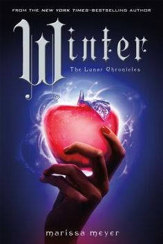 Winter, the last book in the Lunar Chronicles, by Marissa Meyer, is finally out! If you haven't read this series yet, get on it!