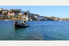 The ferry from Salcombe to East Portlemouth, South Devon.