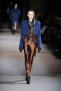 this sums up all the haider ackermann looks - LOVE!