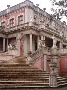 """""""Palácio de Queluz"""". # Queluz / Sintra. Portugal."""