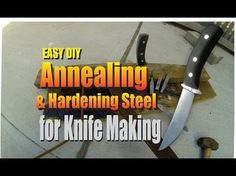 Knife Blanks for DIY knife making. Check out how these blanks are cut using a waterjet machine or order one and start your own DIY Knife making project. Blacksmithing Knives, Forging Knives, Cleaver Knife, Knife Making Tools, Trench Knife, Diy Knife, Blacksmith Tools, Blacksmith Projects, Ideas Prácticas
