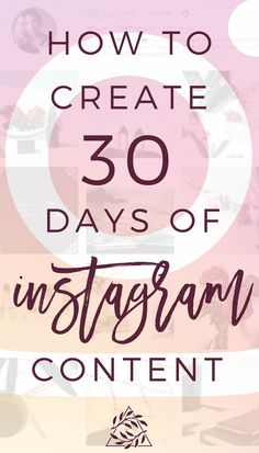 It's our belief thatwhen it comes to blogging for business – content is king – Including social media & Instagram content. Lately, we've been specifically obsessed with Instagram. So, to help you get ready for May and planning your Instagram content, we've got a list of 8 steps forbrainstorming all the fun and wonderful …