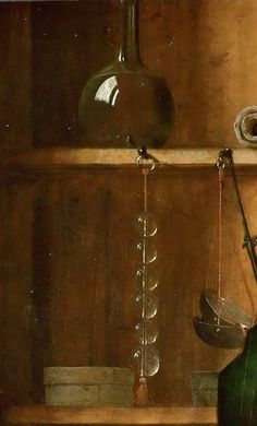 Thee Money Lender and his Wife, detail,  Quentin Matsys (Flemish, 1466-1530)
