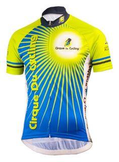10989677c Brainstorm Gear Mens Cirque du Cycling Jersey -- Click image to review more  details.
