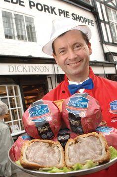 Melton Mowbray Pork Pie, British Dishes, Main Meals, Countries, Britain, Ireland, Interview, Food And Drink, Corner