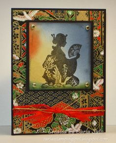 QFTD42 CASEing Queen Pat by cmsuto - Cards and Paper Crafts at Splitcoaststampers