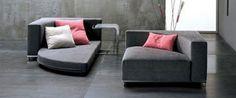 Relaxed Sofa Design