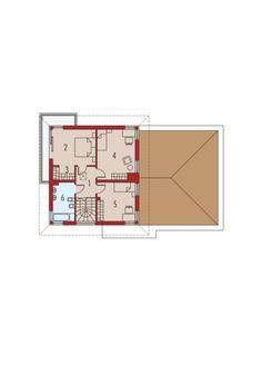 Rodrigo II G2: Piętro I House Plans, Floor Plans, How To Plan, Design, House Floor Plans, Floor Plan Drawing, Home Plans