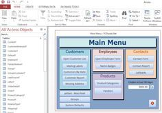 This tutorial will teach you how to create your first Microsoft Access database