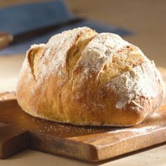 Master Artisan Bread Recipe using ⅓ all purpose, ⅓ bread flour and ⅓ whole wheat