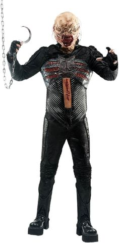 Hell Raiser Chatterer Teen/Adult Costume