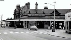 Birkenhead central 1966 Local History, Family History, Liverpool City Centre, Liverpool History, Tourist Board, The North Remembers, Central Station, Where The Heart Is, Nice View