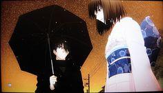 Image result for kara no kyoukai novel illustrations