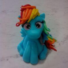 Minypony rainbow dash