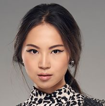 Dazzling Darling: Make your look party-ready in minutes with a swipe of winged liner. Asian Makeup, Soft Lips, Make Up, Make It Yourself, Winged Liner, Makeup Trends, Hair Designs, Mad, Hair Beauty